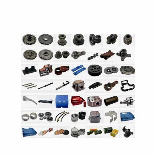 Mitsubishi Steel Power Tiller Bushes, Power: 6 HP | ID: 3668877133