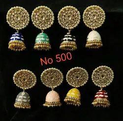 Party Wear Designer Earrings