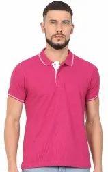 Polo Half Sleeve Collar Neck T Shirts