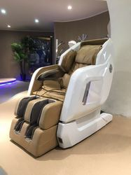 Zero Gravity Robotic Massage Chair