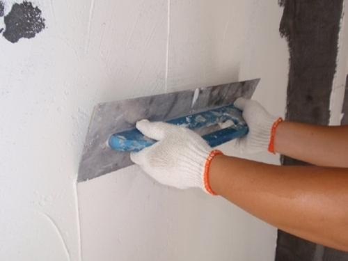 Polymer Modified Cementitious Wall Putty, For Interior