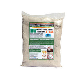 Nature Farms & Beyond 6 Months Whole Wheat Cold Pressed Atta, 1 Kg, Also Available 5 Kg