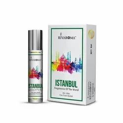 Roll On ( Istanbul ) 8Ml Attar Perfume French Fragrance, Packaging Type: Box