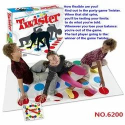 Non Toxic ITSYYBOO Twister Game, Packaging Type: Box