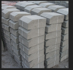 Grey Kerb Stone, For Gardens And Areas Adjoining To Traffic Lights