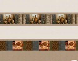 Cerajot Ceramics Designer Bathroom Tiles, 5-10 Mm