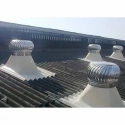 SS Air Ventilator With Dome