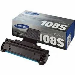 Samsung 108S Toner Cartridge Single Color Ink Toner  (Black)