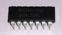 Counter IC SN74LS93N TEXAS INSTRUMENTS