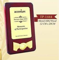 Wooden Memento