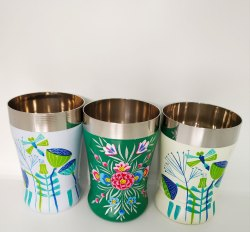 Hand Painted Tumbler