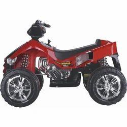 Red & Black Battery Operated Kids Bike