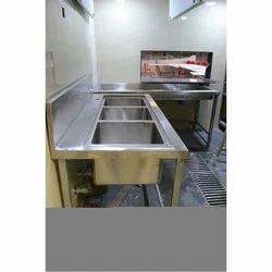 Kitchen Sink Ss Dishwashing Kitchen Sink Manufacturer From Coimbatore