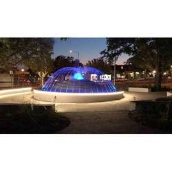 LED Dome Shape Water Fountain