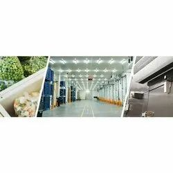 Consultation 1-2 Years Cold Storage Service, Automation Grade: Semi Automatic, Pan India