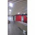 Designer Aluminium Baffle False Ceiling