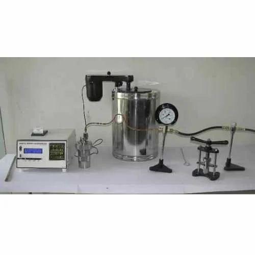 Bomb Calorimeter(BABIR-BCTA001)