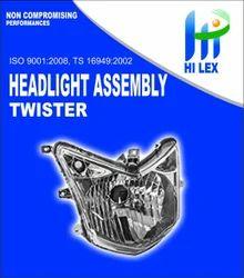 Hilex Twister Head Light Assembly