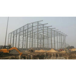 Steel Prefabricated Industrial Structures