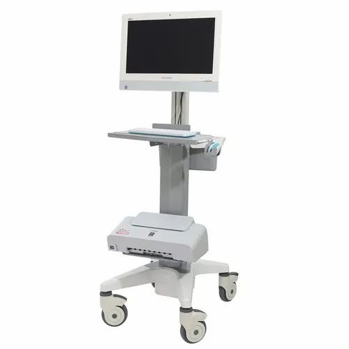 HSC03-A Simple Medical Computer Cart at Rs 52000/set | Rajouri Garden | New  Delhi| ID: 22258378030