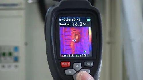 IR HVAC Meter PCE-TC 28 PCE Instrument