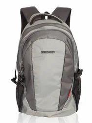 Dark Grey & Light Grey Forbes Laptop Backpack Bag