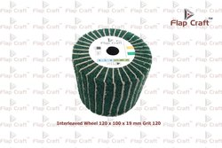 Abrasive Interleaved Wheel