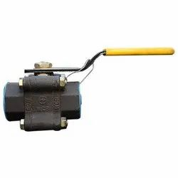 cs L & T WCB Ball Valve for Industrial