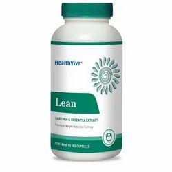 Health Viva Lean  (Green Tea & Grape Fruit Extracts)
