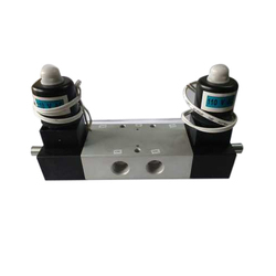 Air-Stroke Stainless Steel And Aluminum Spool Type Double Solenoid Valve