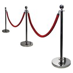 Floor Stand- Stanchion Sign Holders