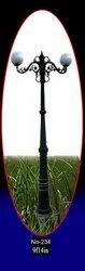 234 Pole Light