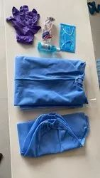 One Fit Disposable Personal Protection Equipment (PPE) Kit
