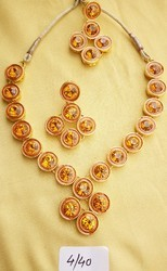 Vardhaman Goodwill Wedding And Anniversary Necklace Set