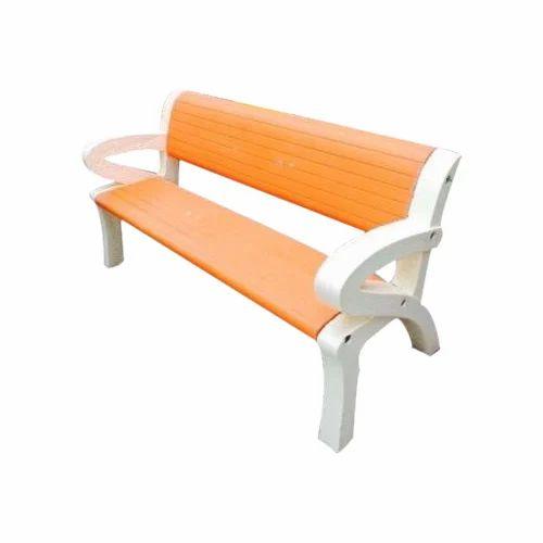 FRP 3 Seater Garden Bench Mould