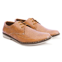 Brown Formals Lace Up Shoes