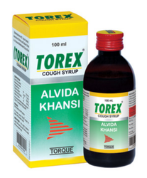 Torex Cough Syrup - 100ml