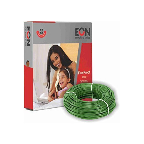 Eon Green Electric Cable, 1100v