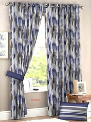 ST-Fashion Silhouette Collection - Digital Printed Curtain