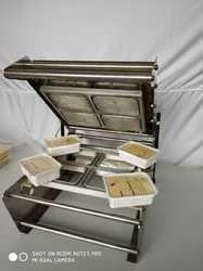 4 Box 250 Gm Soan Papdi Packing Machine