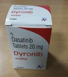 Dasatinib 20mg Tablets
