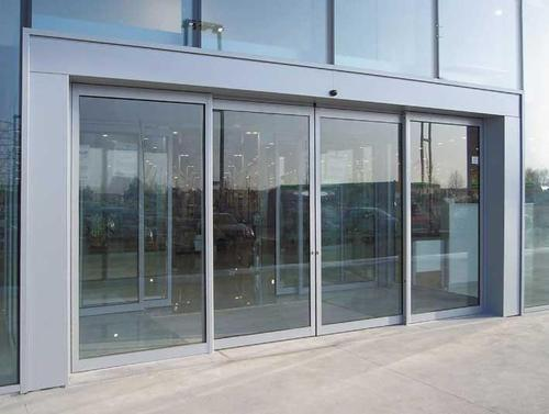 Automatic Sliding Door At Rs 60000 Pair Building Canopy Drirh
