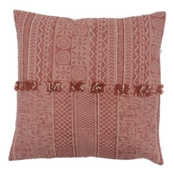 Embroidered Design Cushion Cover