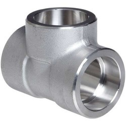 Stainless Steel Eccentric Reducer Tee