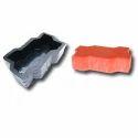 Zigzag 80 Paver Blocks Rubber Mould