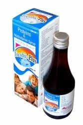 Protein Syrup--Protein Vitamin B6 ,D-Panthenol....
