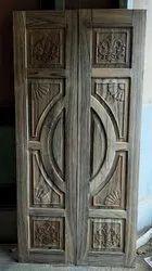 Brown Sagi Main BRS Doors