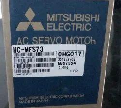 Single Phase Mitsubishi Servo Motor Hc-mfs73,Hcmfs73, For Industrial