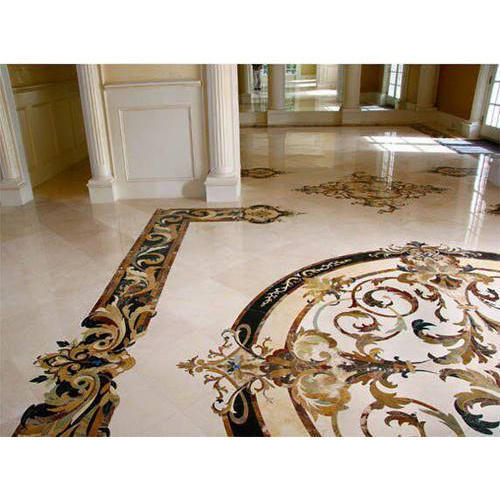 Inlay Flooring Design