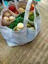 Cotton Compartment Bags